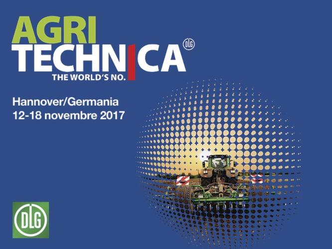 Imovilli Pompe presente ad Agritechnica 2017